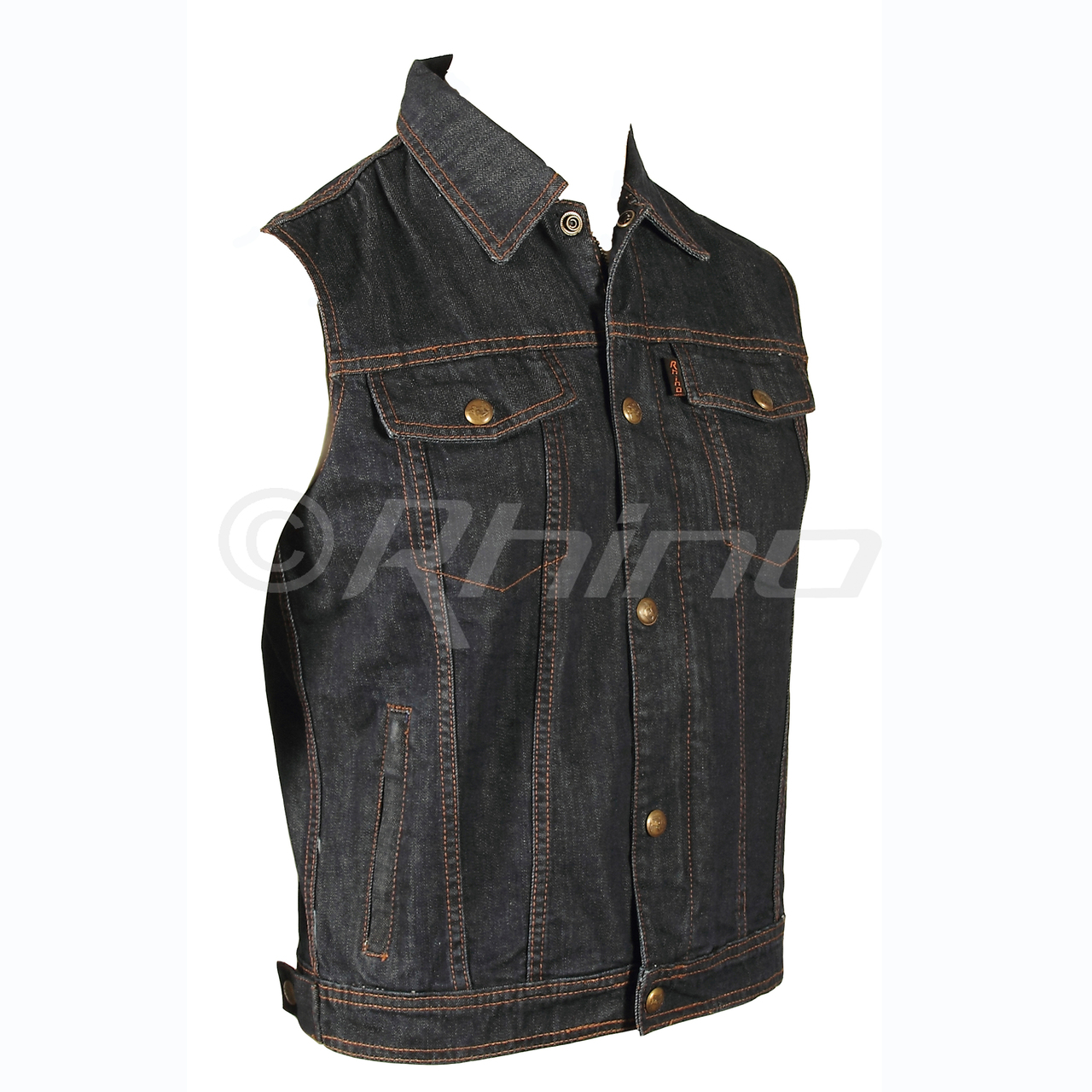 Rebel Styles For Rebel Riders A classically designed leather motorcycle vest is the symbol of the rebellious road warrior. Whether you want to give off a classic Rebel Without a Cause vibe or pay homage to Sons of Anarchy, bikers can speak volumes about their style and their roots with an expertly designed motorcycle vest.